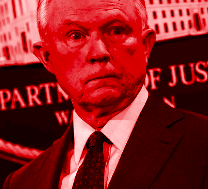 Jeff Sessions is TERRIFYING!
