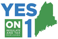 Maine Yes on 1