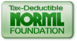 Tax Deductible Donation to NORML Foundation