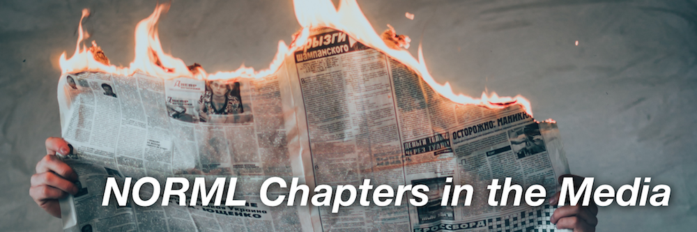 NORML Chapters in the Media